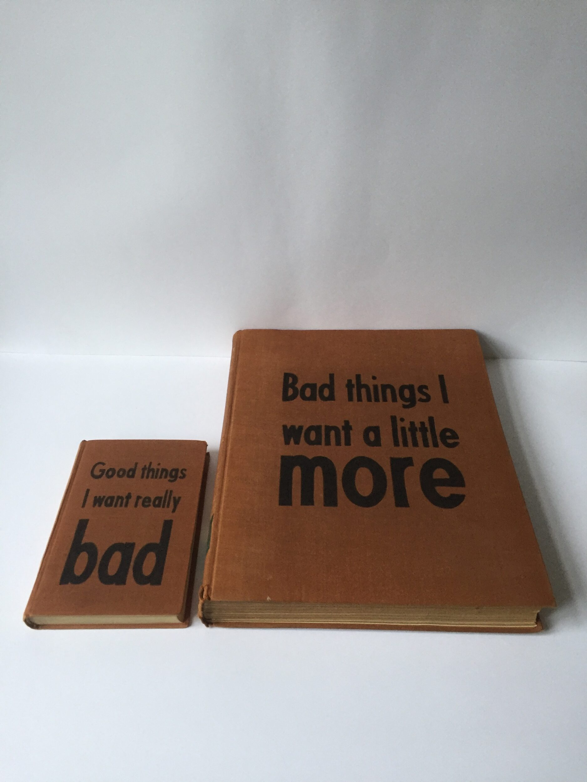 Good Things And Bad Things