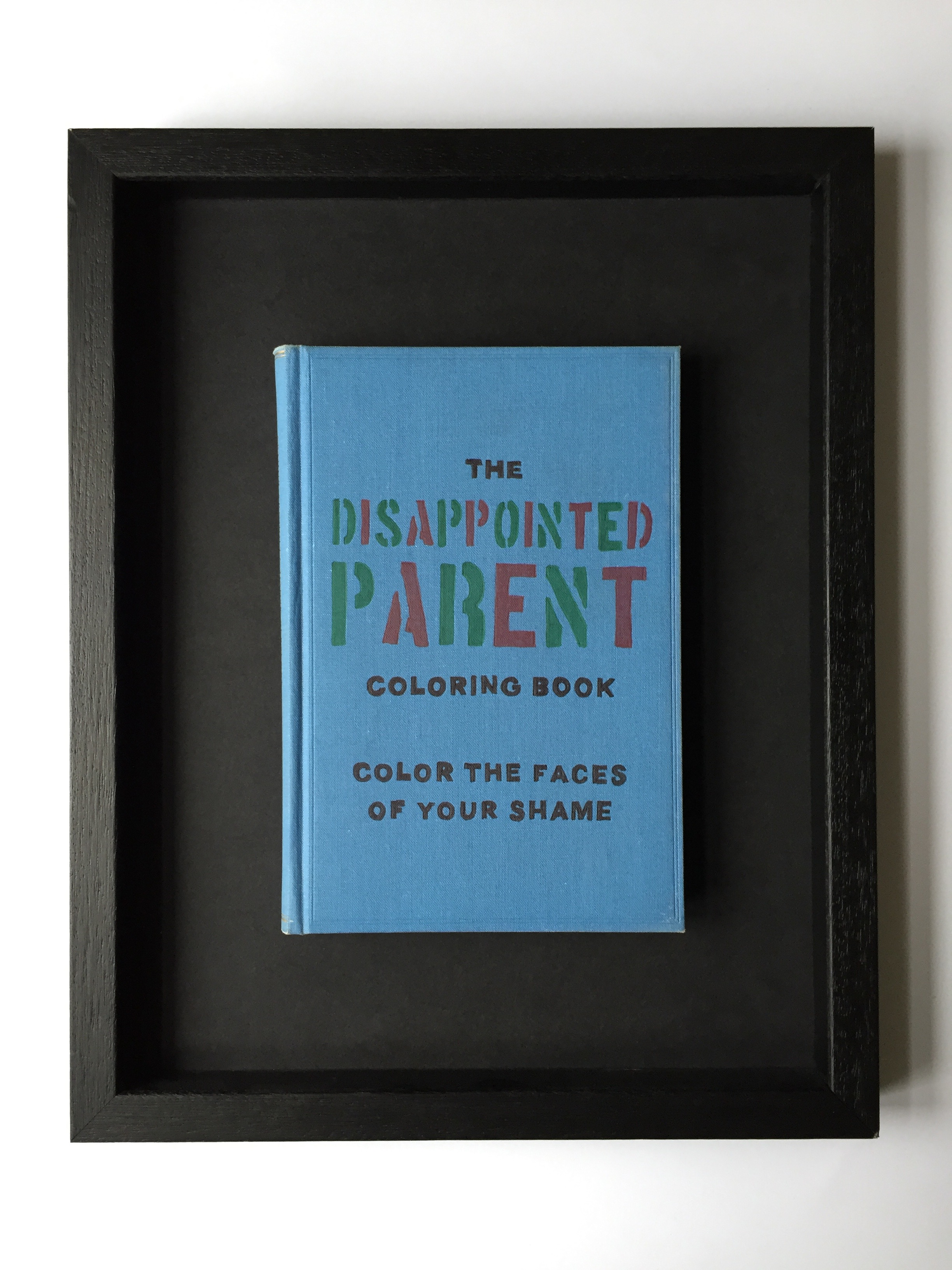 Disappointed Parent