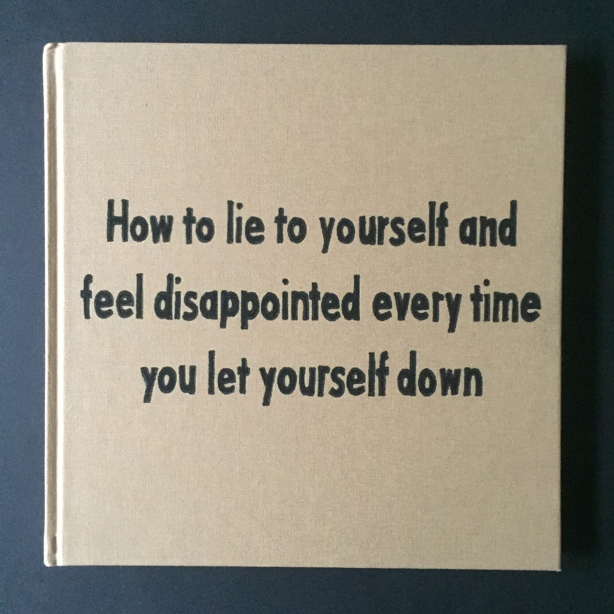 Let Yourself Down