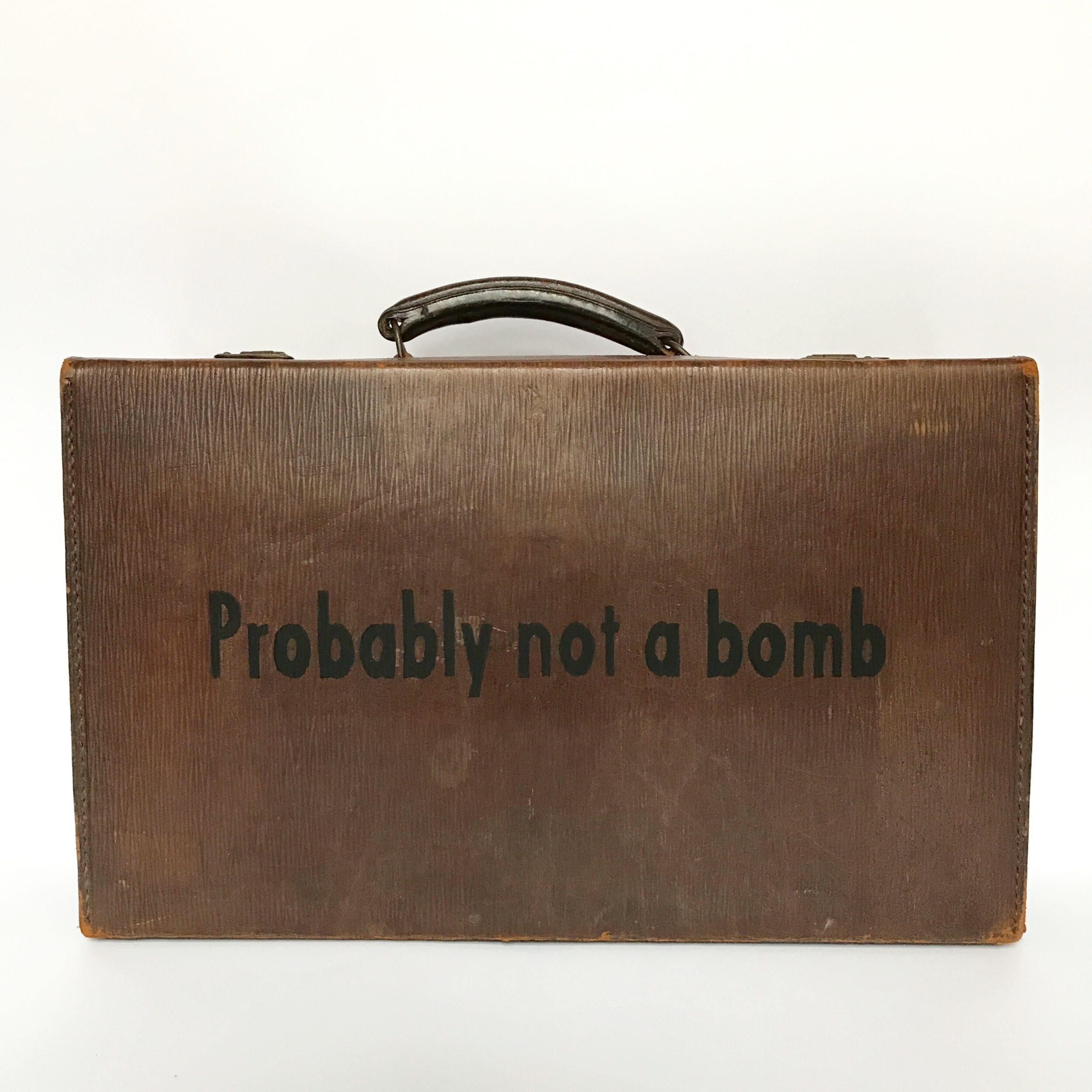 Probably Not A Bomb