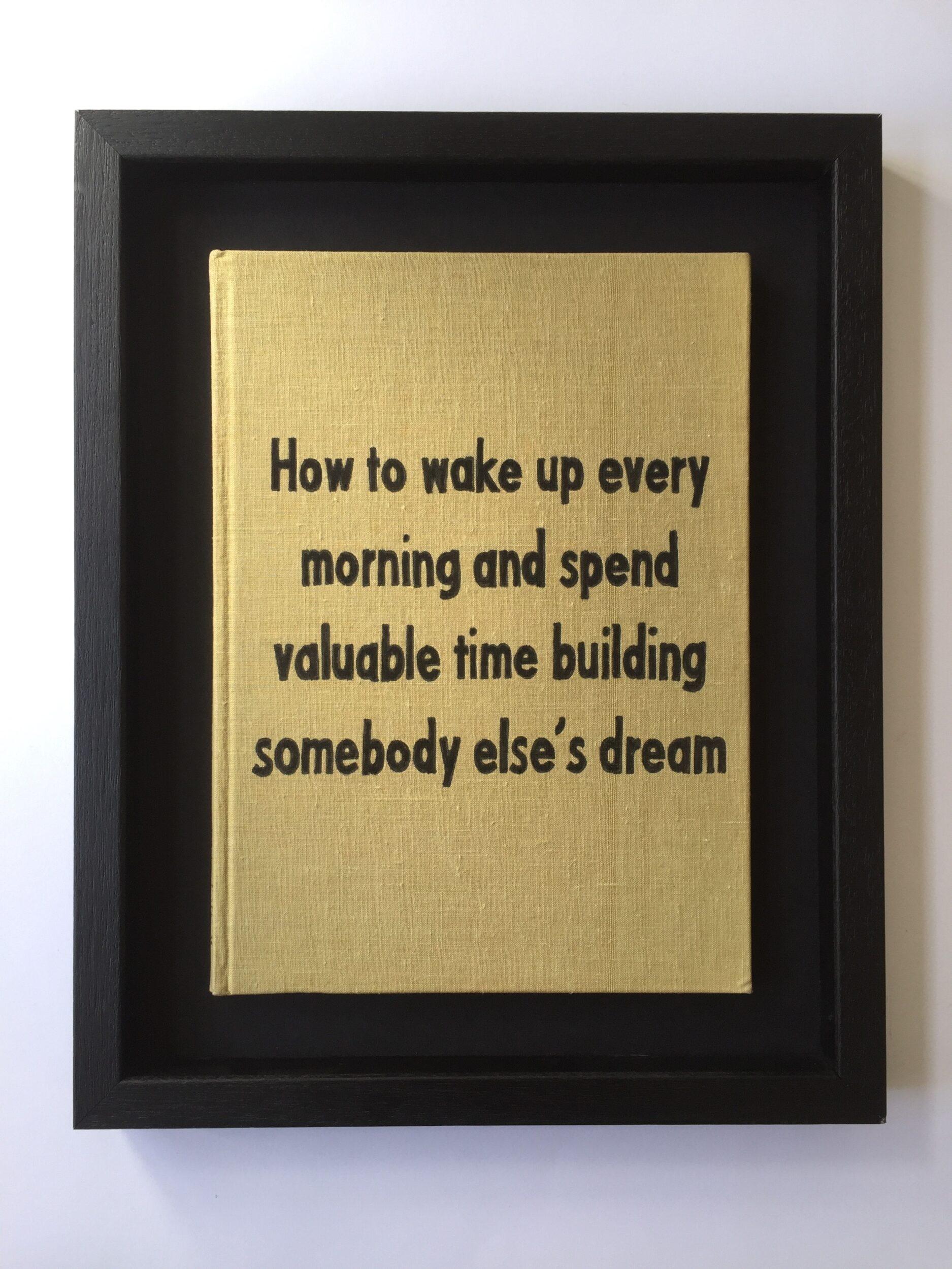 Somebody Else's Dream