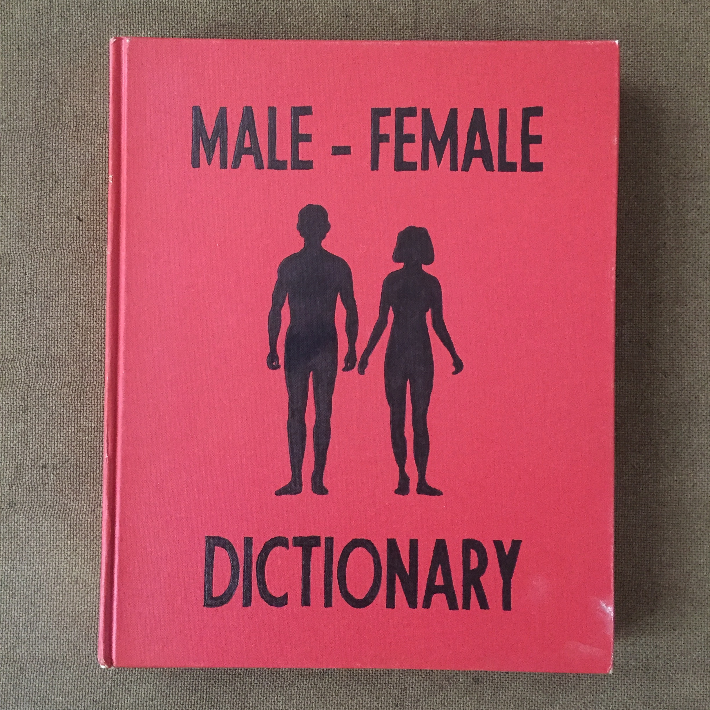 Male-Female Dictionary