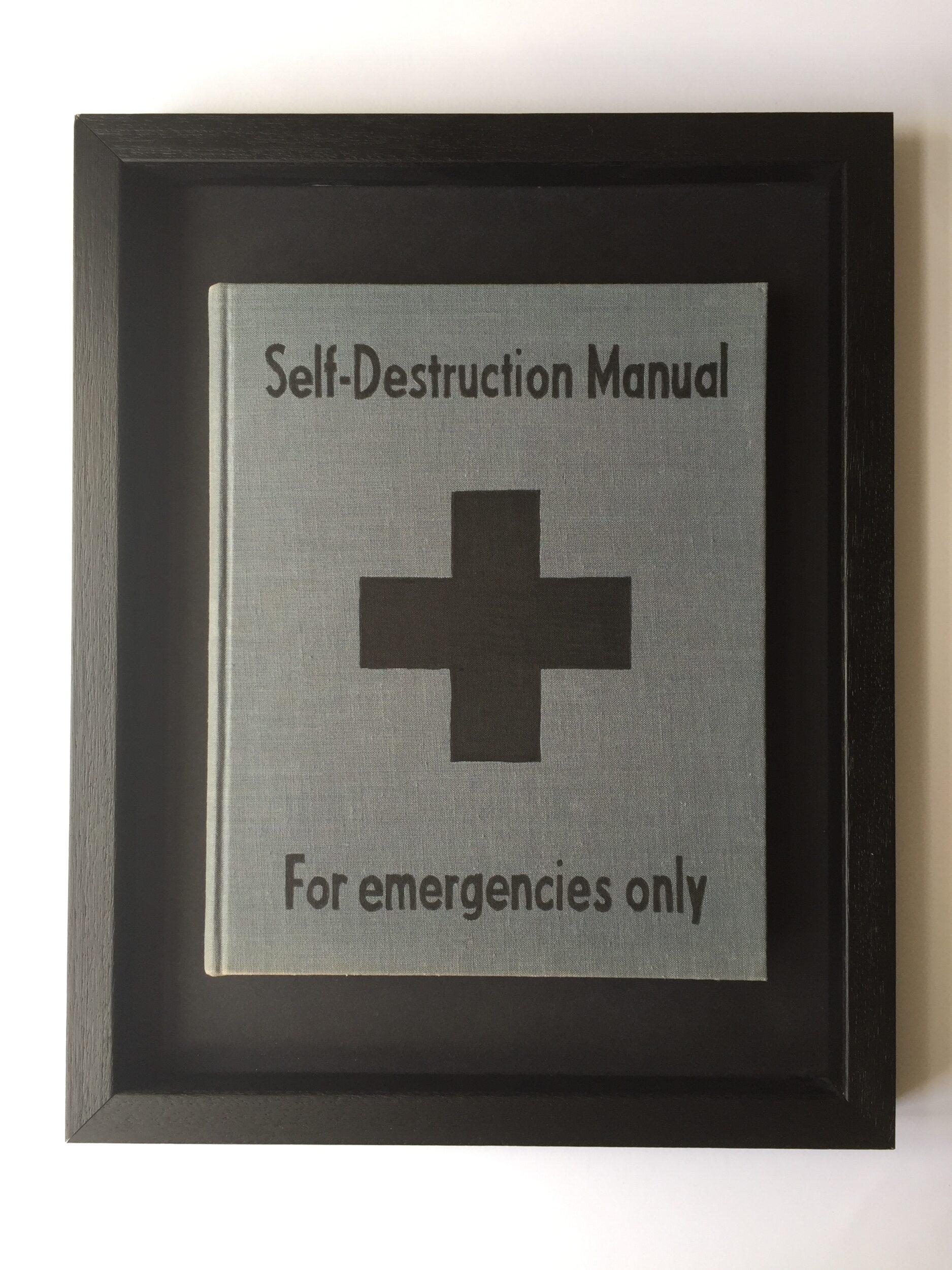 Self-Destruction Manual