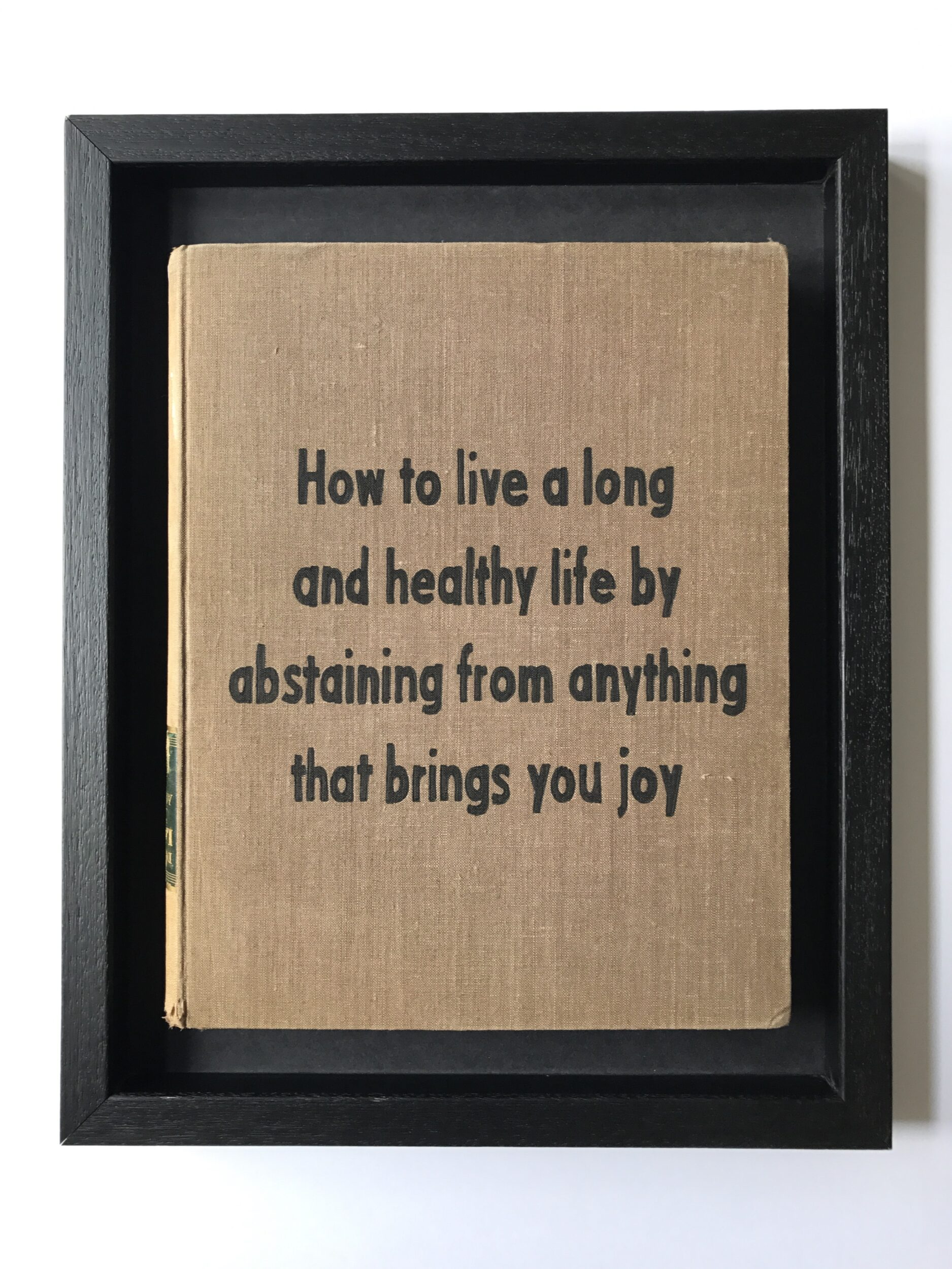 A Long And Healthy Life