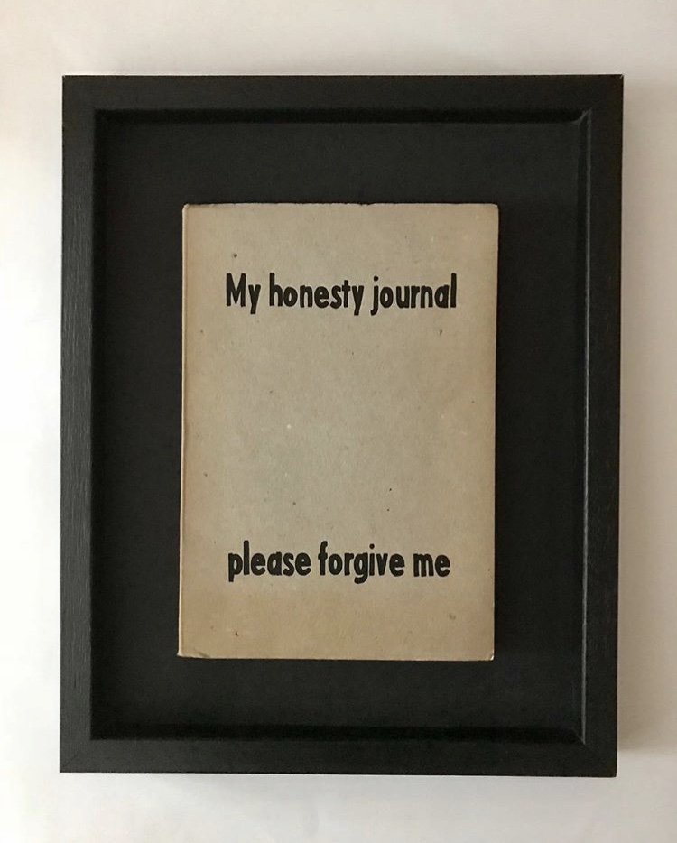 Honesty Journal