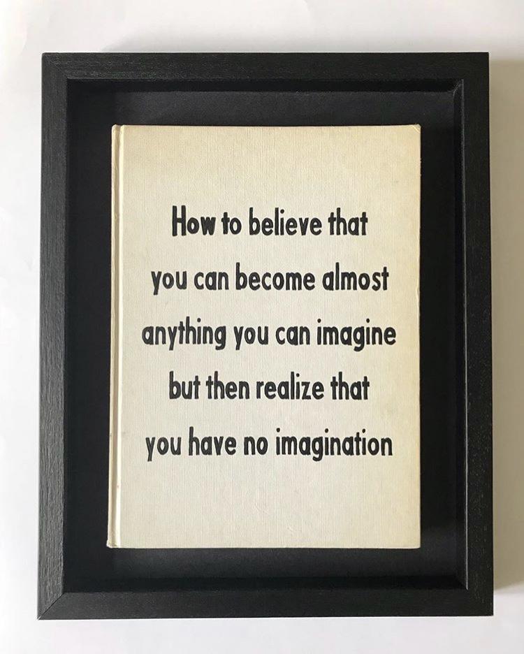 No Imagination